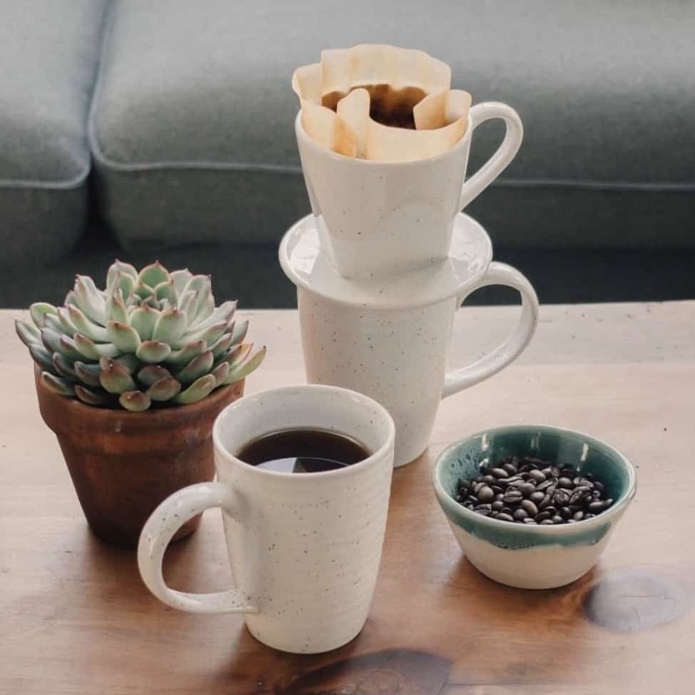 Pour Over Coffee Maker by Ten Thousand Villages