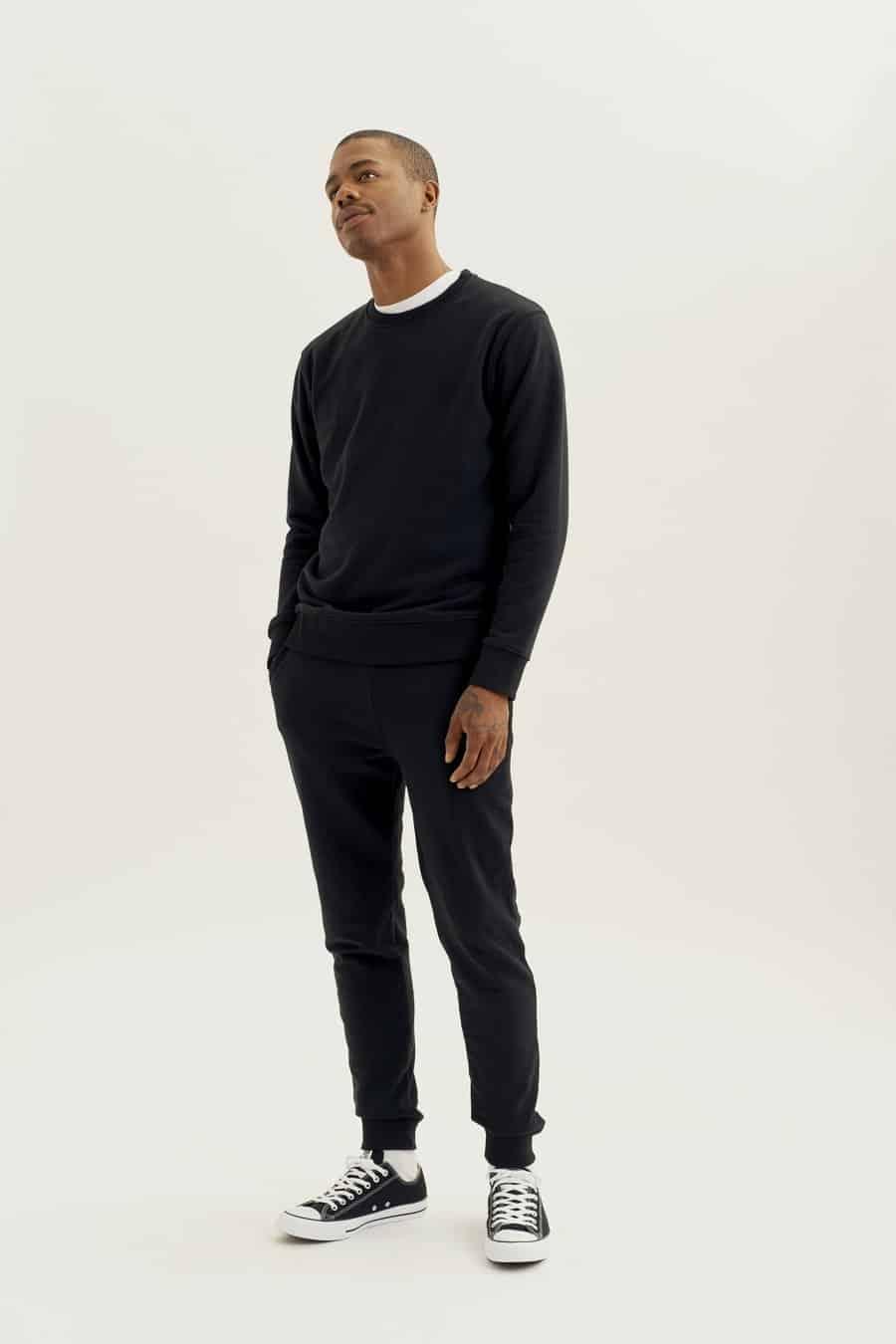 Kotn Essential Sweatpants Black
