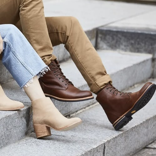 Nisolo Shoes for Her and Him