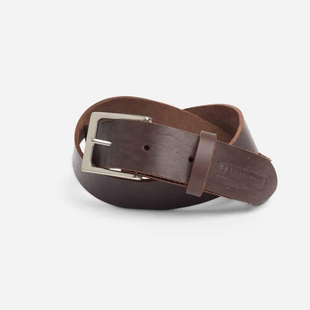 Mekonnen Leather Belt Parker Clay Brown