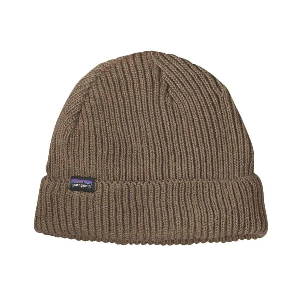 Patagonia Beanie Recycled Polyester Ash Tan