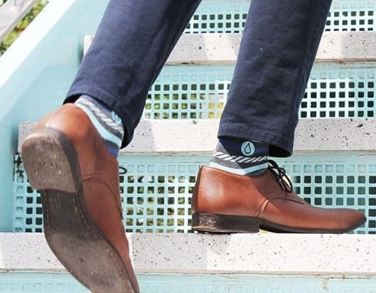Conscious Step Socks that Save Water