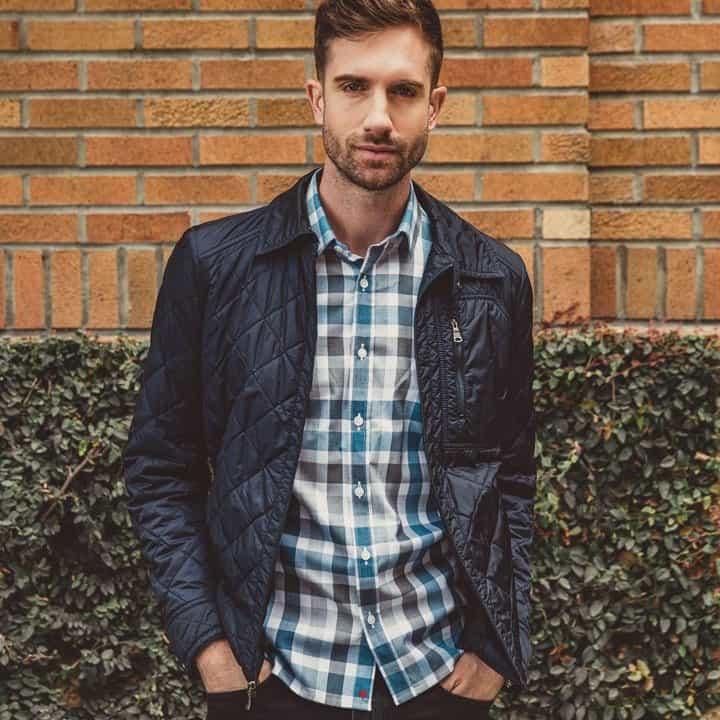 Vustra Shard Shirt Mens