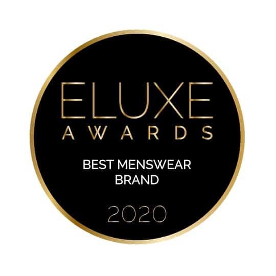 Eluxe Awards 2020 Best Menswear Brand