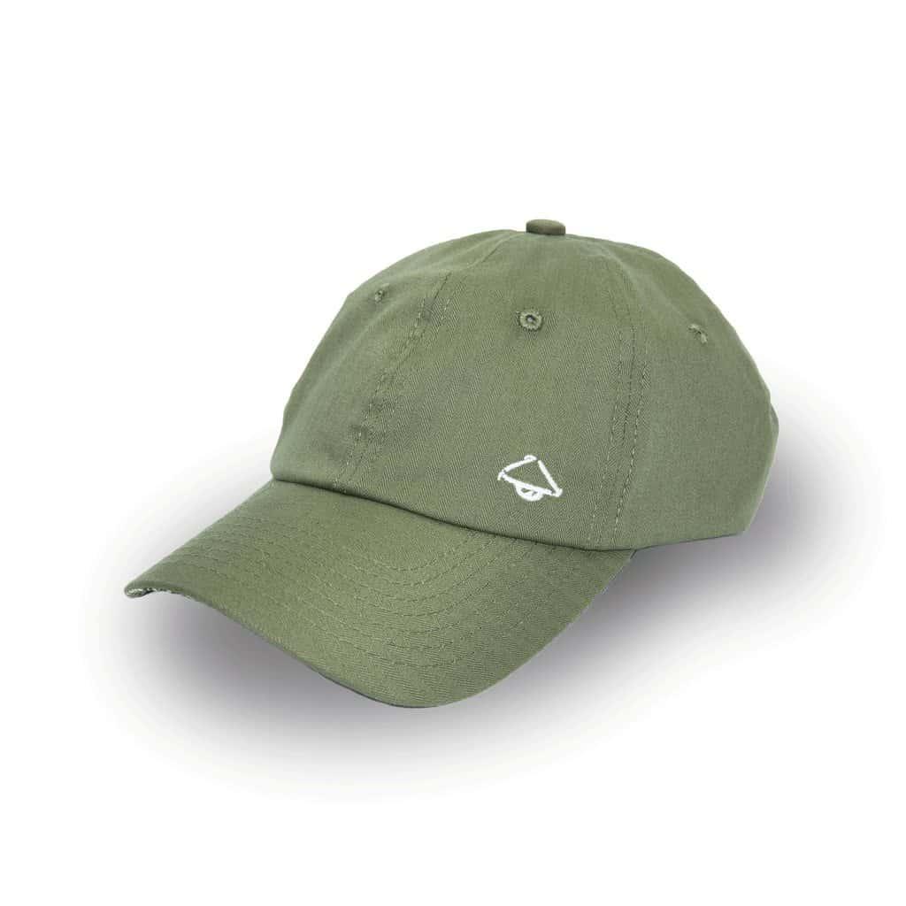 Topiku Olive Baseball Cap