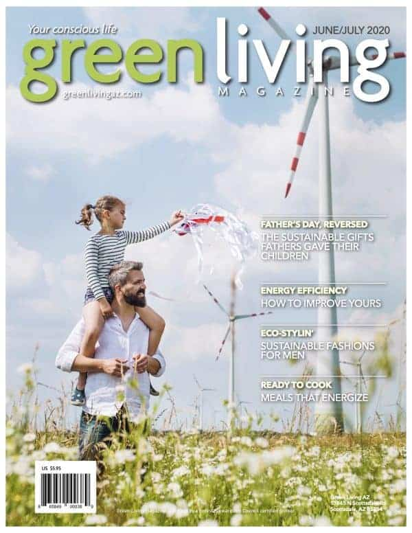 Green Living Magazine June July 2020