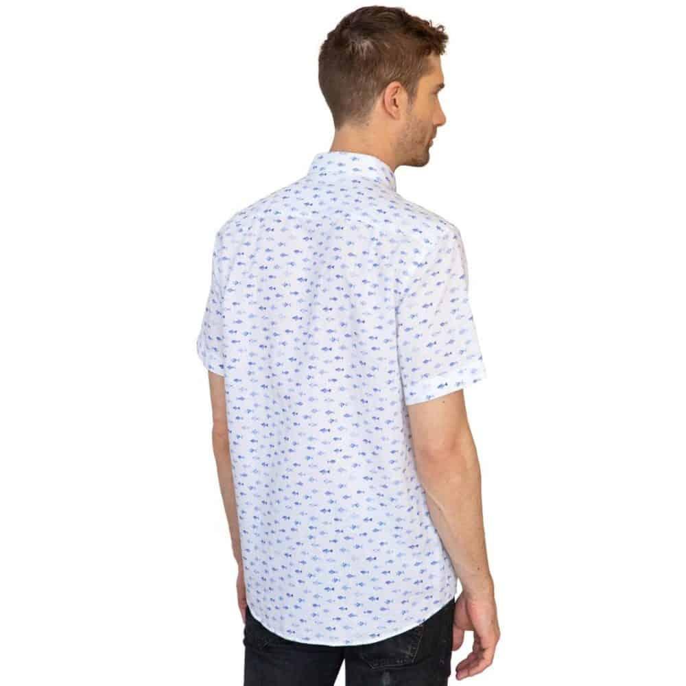 Lagoon Shirt Vustra Back