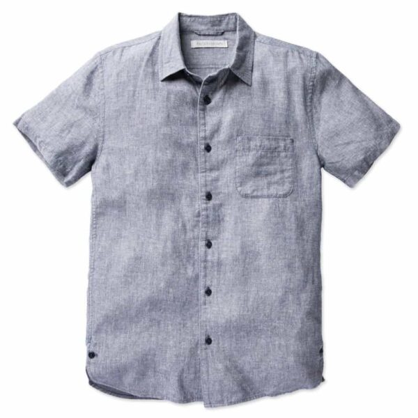 Outerknown Beachcomber Shirt Marine