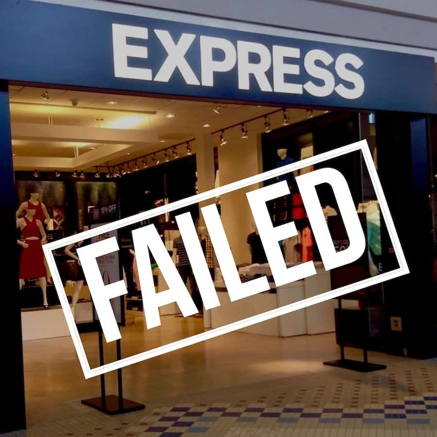 Is Express a Sustainable Brand