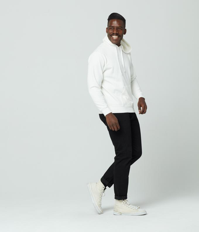 Known Supply White Hoodie