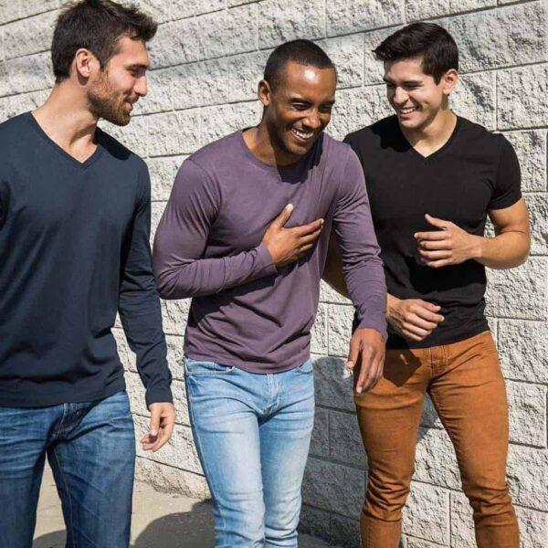 The Classic T Shirt Company Guys