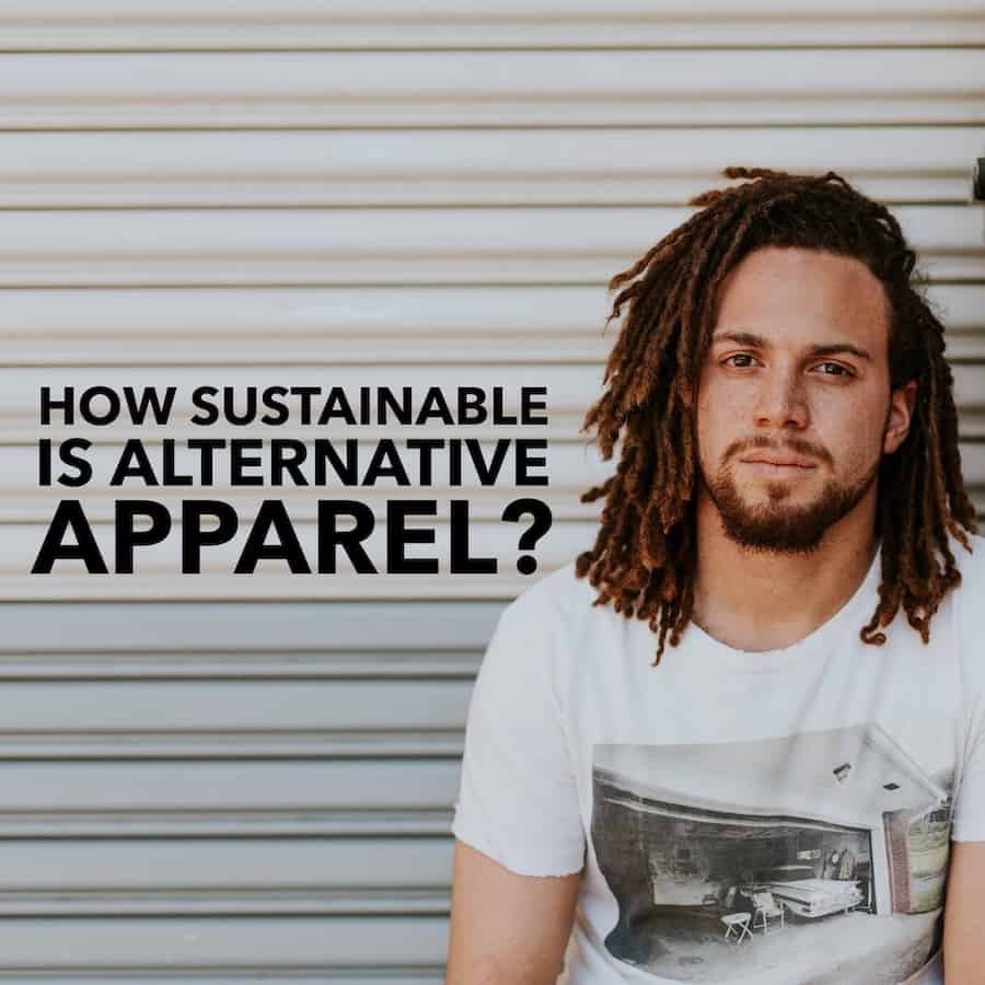 How Sustainable is Alternative Apparel?