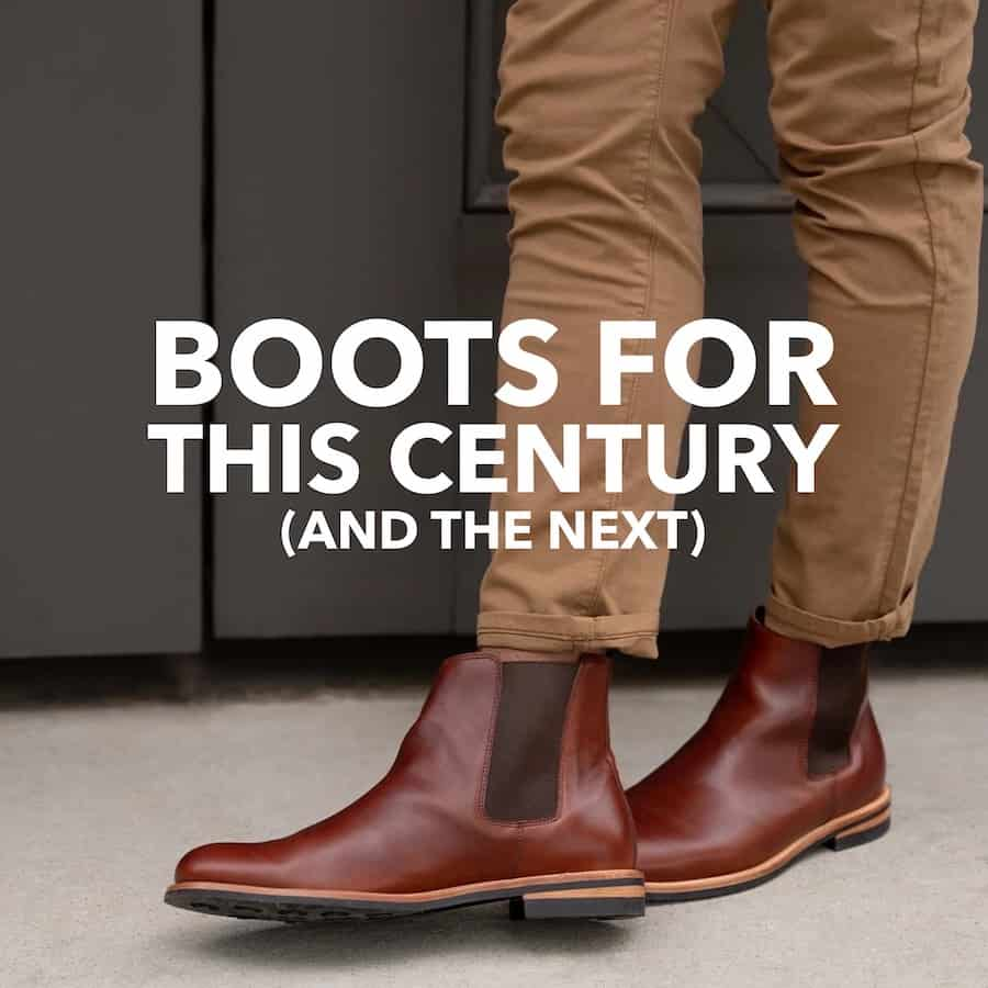 Boots for this century (and the next)