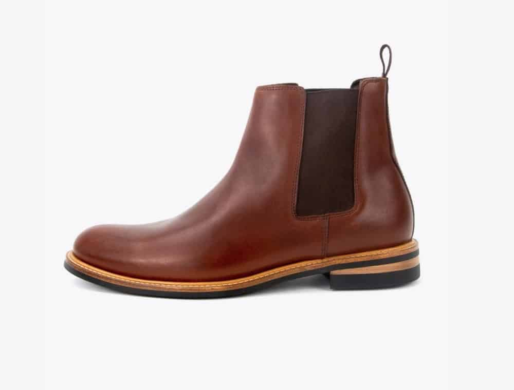 The Javier Chelsea Boot by Nisolo