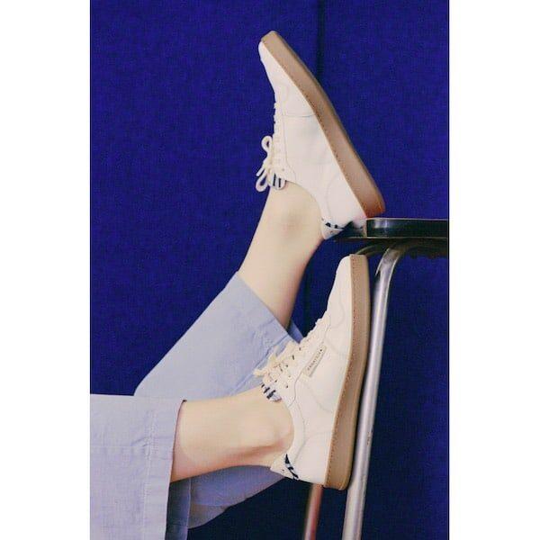 Sahara Blanc White Sneaker