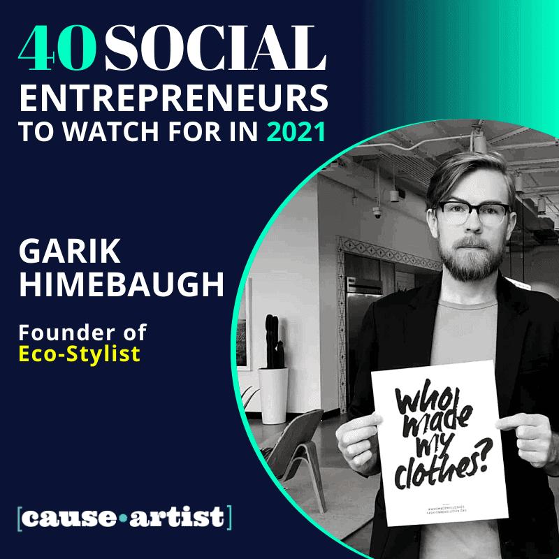40 Social Entrepreneurs to Watch 2021