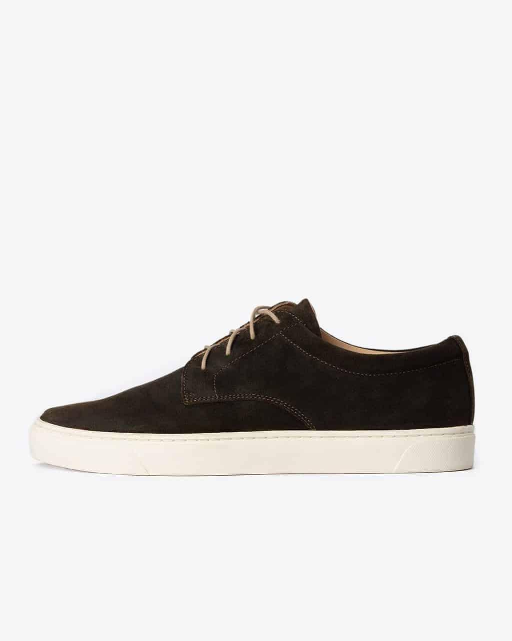 Diego Low Top Sneaker Dark Olive