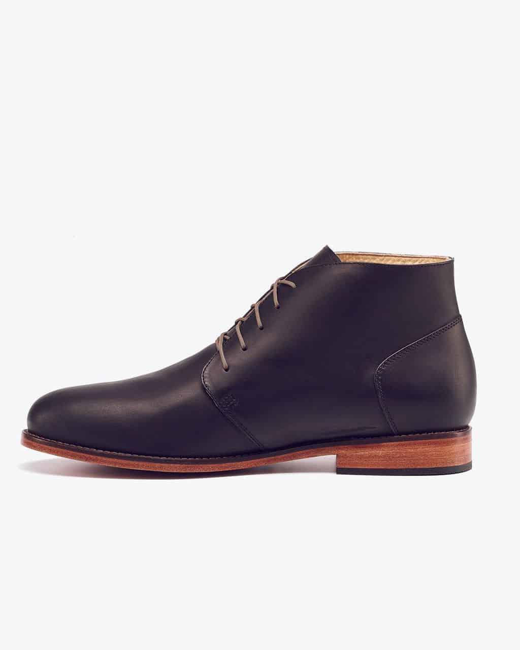 Emilio Chukka Boot Black