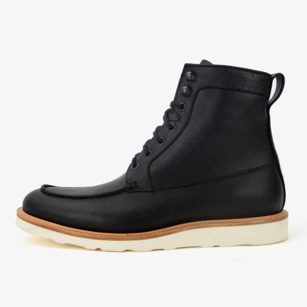 Mateo All Weather Boot Black