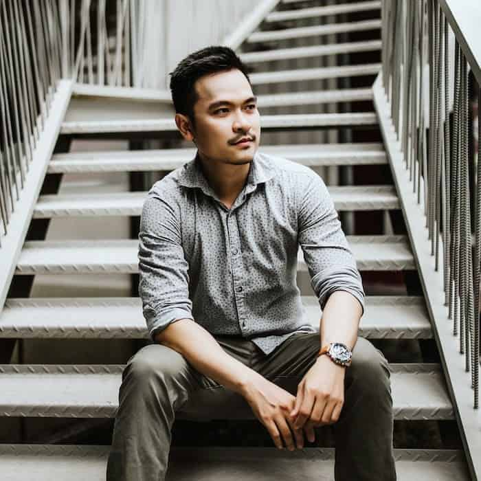 Mens Casual Style Eco-Stylist