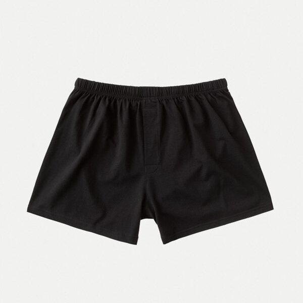 Nudie Jeans Boxer Shorts Black Underwear Medium