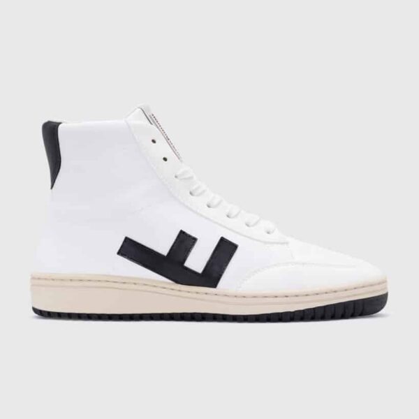 Old 80's High-Top Sneaker
