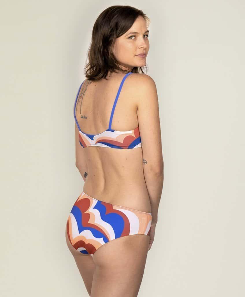 Seea Rella Reversible Bikini Bottom
