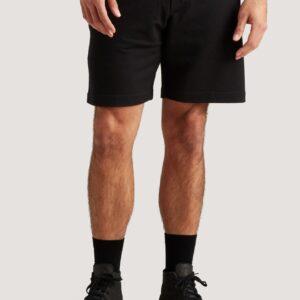 Men's Icebreaker City Label Merino Lightweight Shorts | Black | 100% Merino Wool | Men's