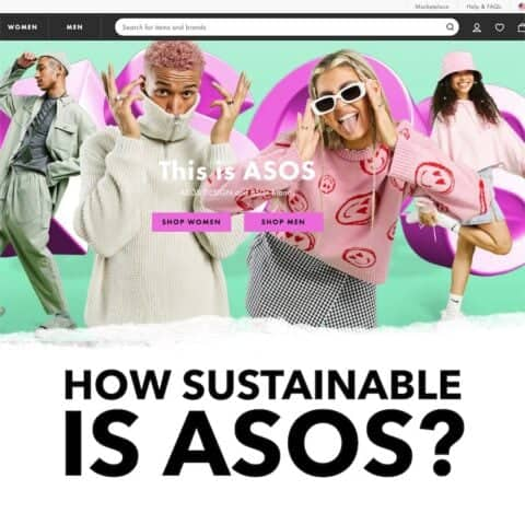 How Sustainable is ASOS?
