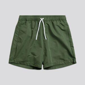 The Swim Shorts Cold Green