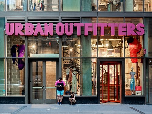Urban Outfitters NYC