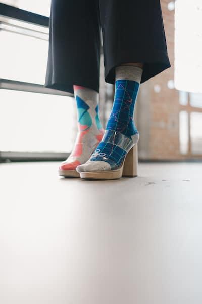 Voyce Threads Socks 2