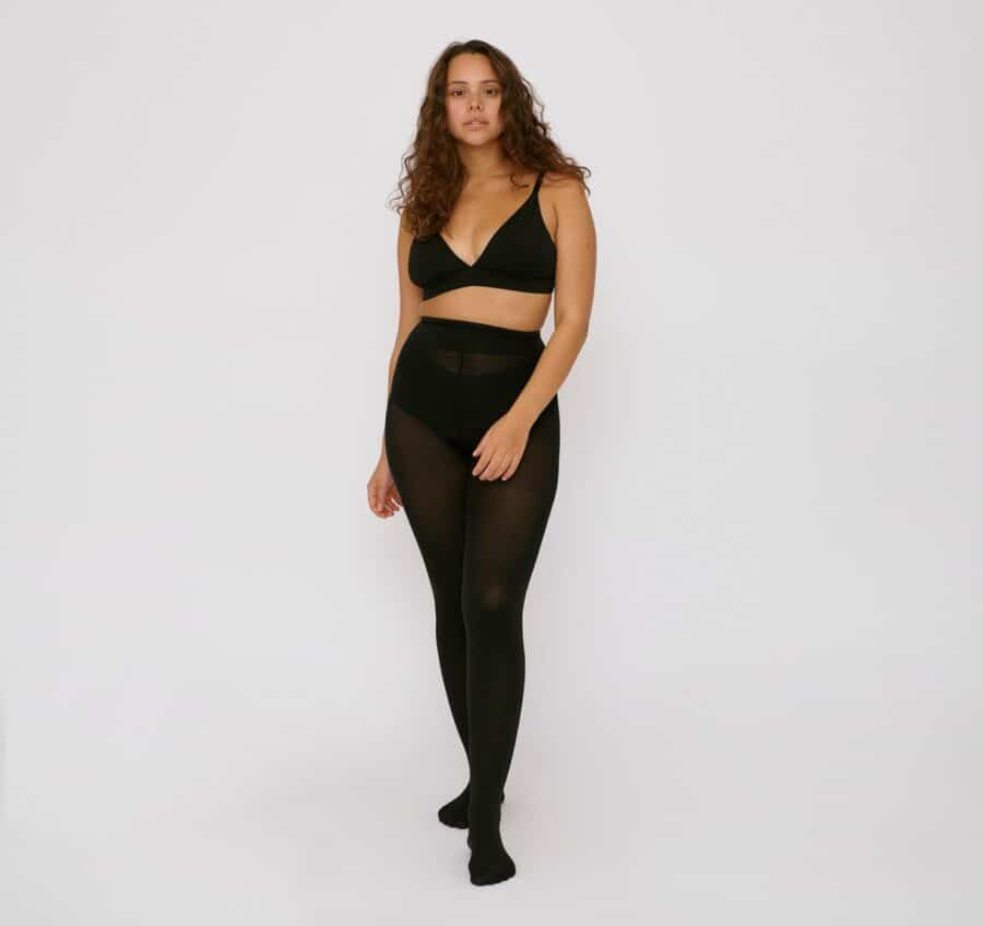 Organic Basics Re-Tights Recycled 2 Pack