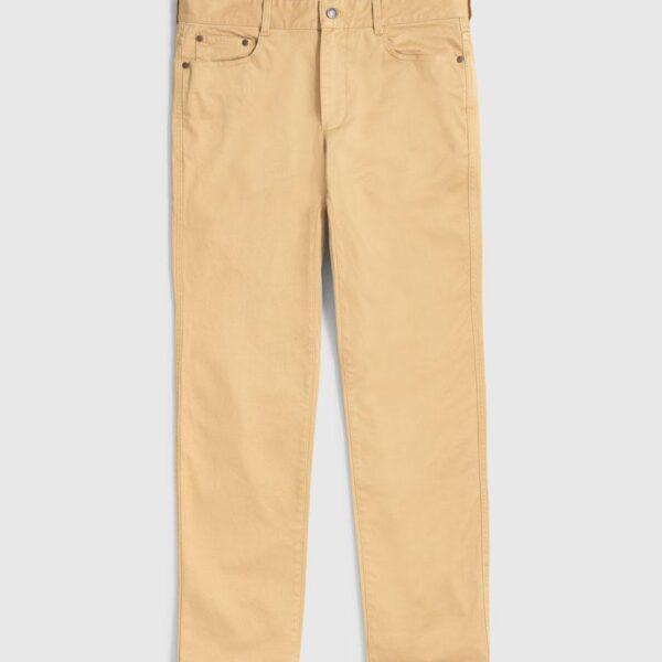 Organic Twill 5-Pocket Pant
