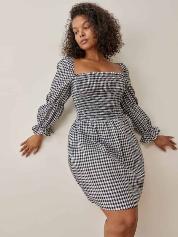 Reformation Zoya Linen Dress