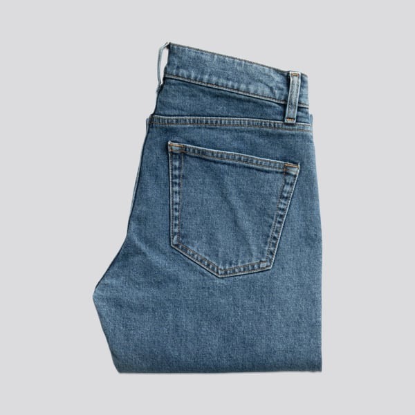 The Standard Jeans Stone Wash