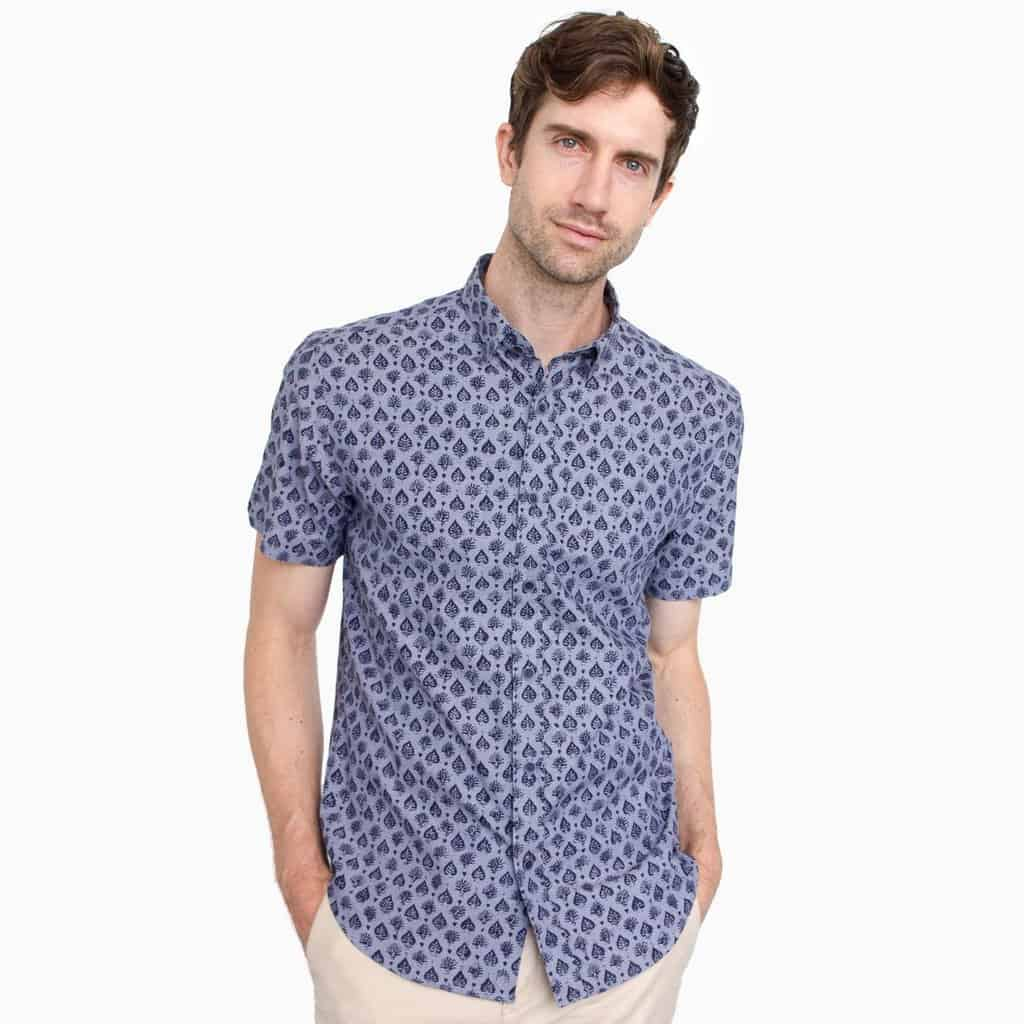 Vustra Paisley Shirt