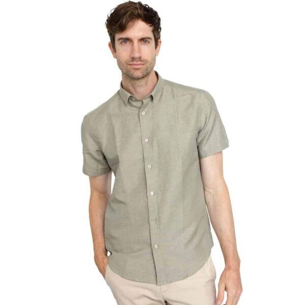Vustra Sage Shirt