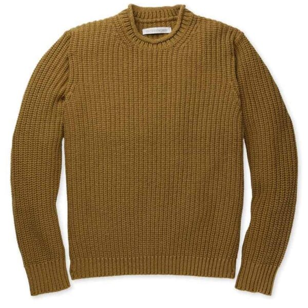 Arlo Rolled Neck Sweater