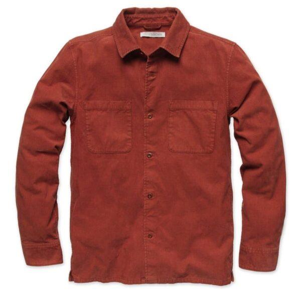 Townes Corduroy Shirt