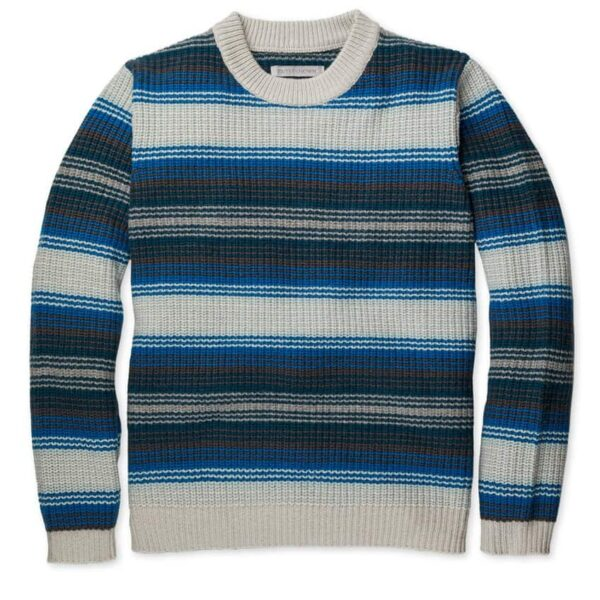 Tradewinds Stripe Sweater